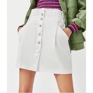 Zara Paperbag skirt